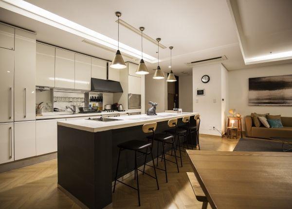michelan 107 1603 apartment seoul south korea take a look at this kitchen s inspiratio on kitchen interior korean id=19894