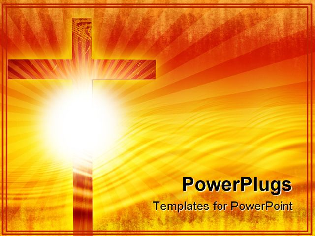 Top cross themed powerpoint templates crystalgraphics projects top cross themed powerpoint templates crystalgraphics toneelgroepblik Images
