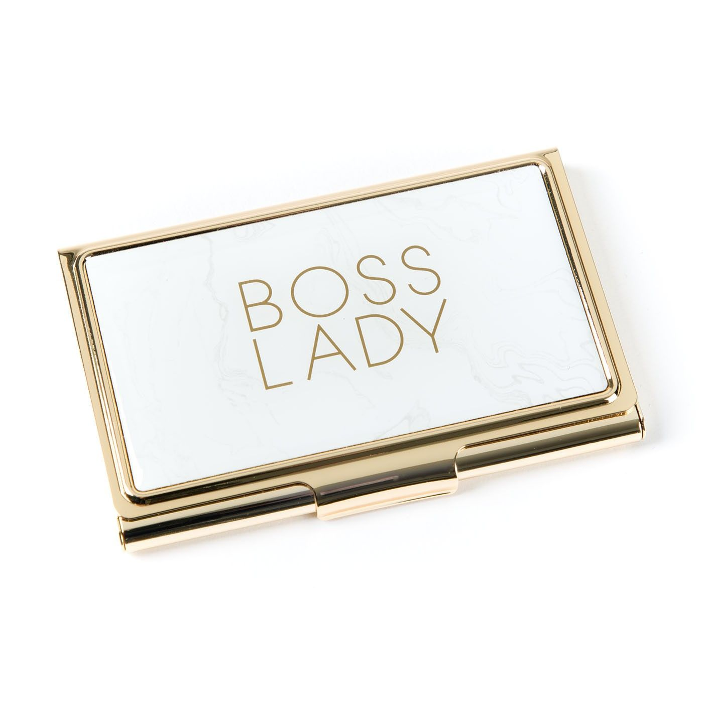 Boss Lady Business Card Holder | Home Office | Pinterest | Boss lady ...