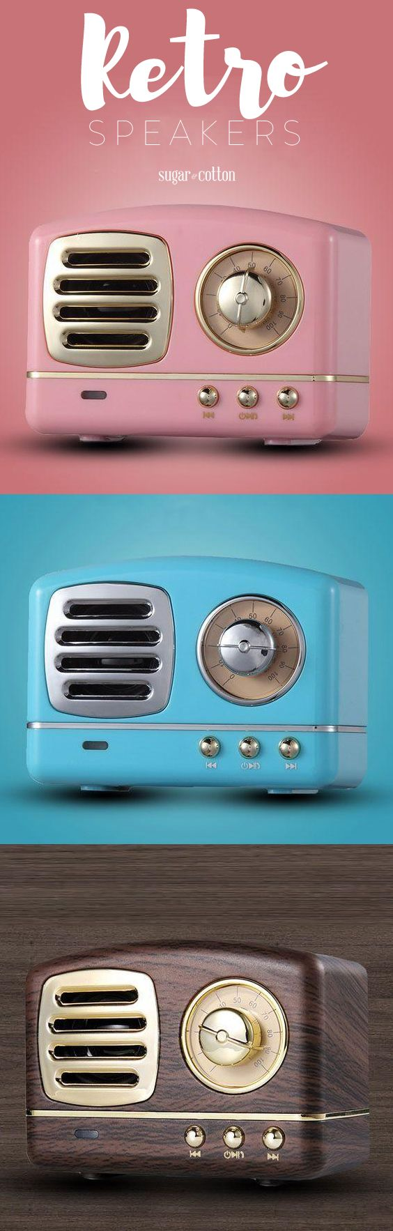 Cool Speakers For Bedroom Retro Bluetooth Speakers In 2019 Products House Design Home