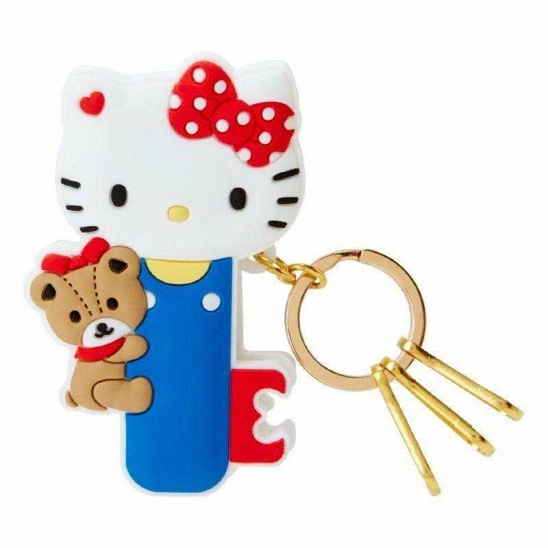 Sanrio Hello Kitty Key ring Key holder cute Japan Free shipping