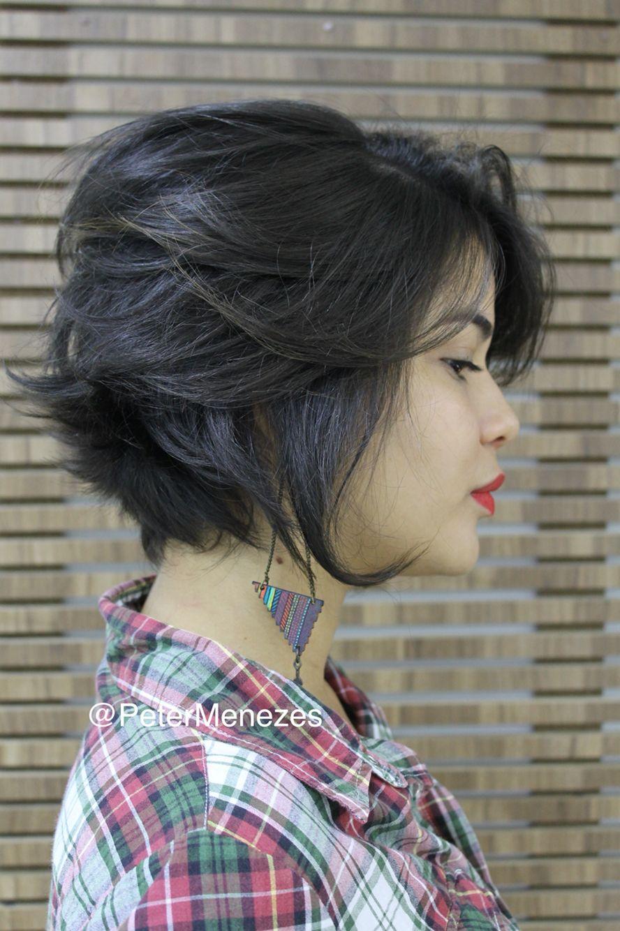 cabelo #cabelocurto #cabeloscurtos #cabeloscurtosdivos #shorthair