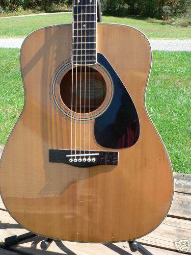 Yamaha Fg 340 My Guitar Is Fg 340 Ll Yamaha Fg Home Recording Studio Yamaha