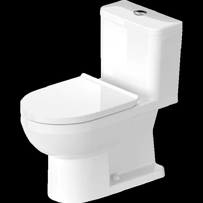 Duravit 219601 Durastyle One Piece Toilet In 2020 One Piece Toilets Duravit Chair Height