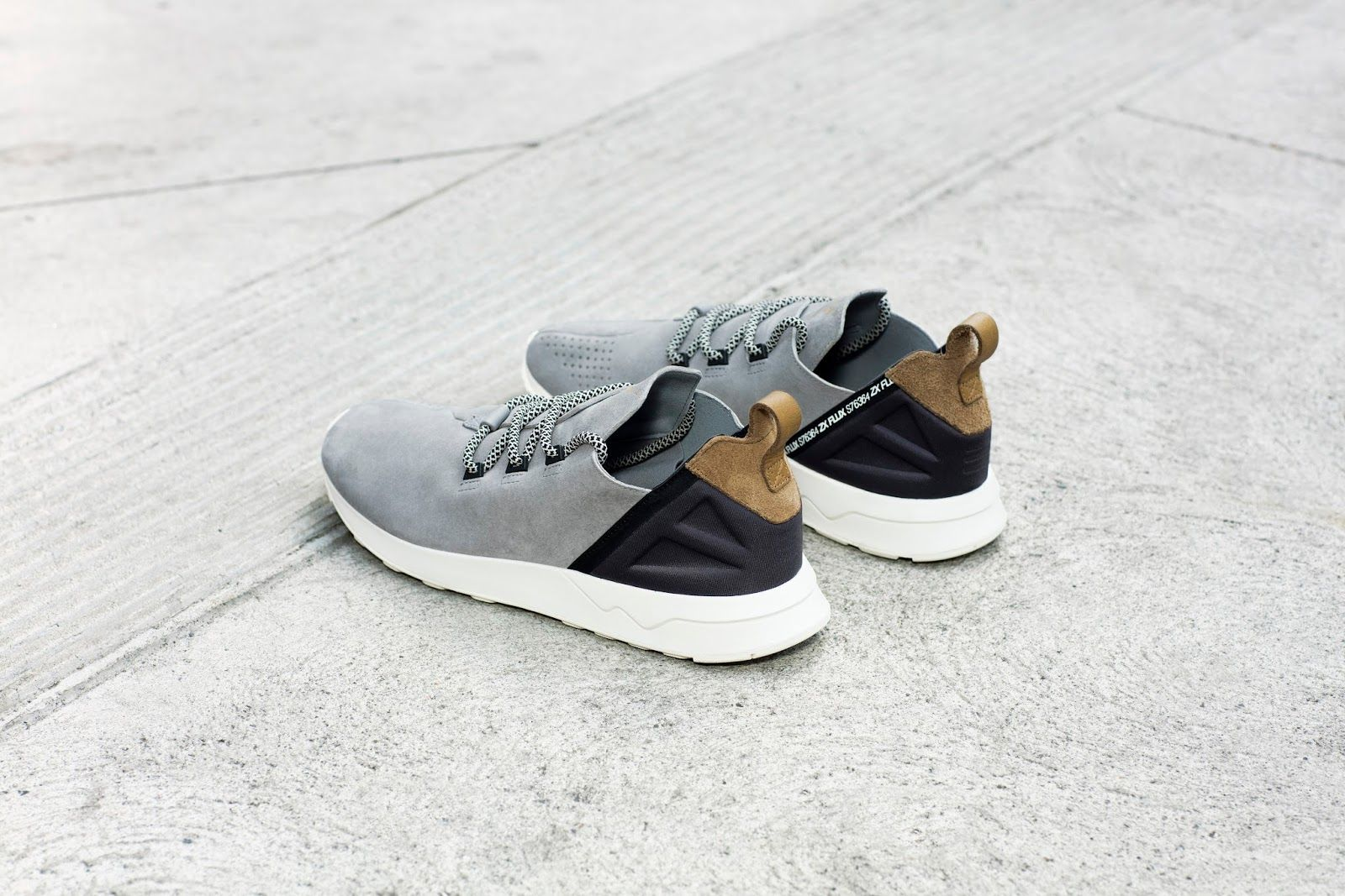 08b75d90990b8 Adidas Originals ZX FLUX ADV X on Behance