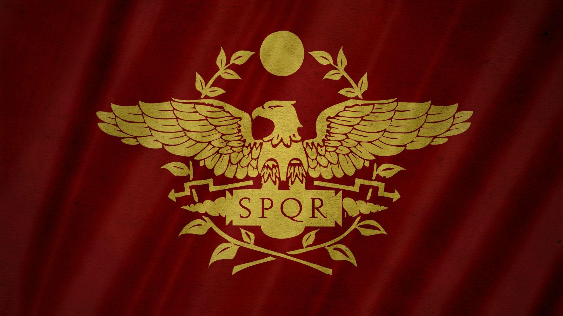 флаг древнего рима картинки церемония