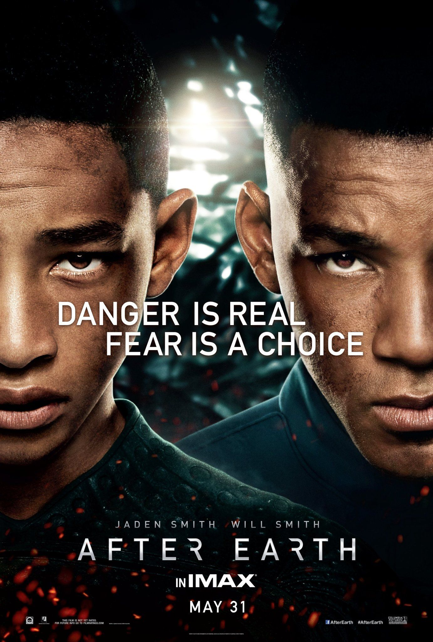 After Earth Streaming Vf : after, earth, streaming, Tonight, Watched, After, Earth., Okay,, Though, Still, Jaden, Smith, Fan..., Smith,
