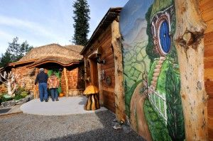 A Real Hobbit House In Missoula Montana That You Can Vacation In
