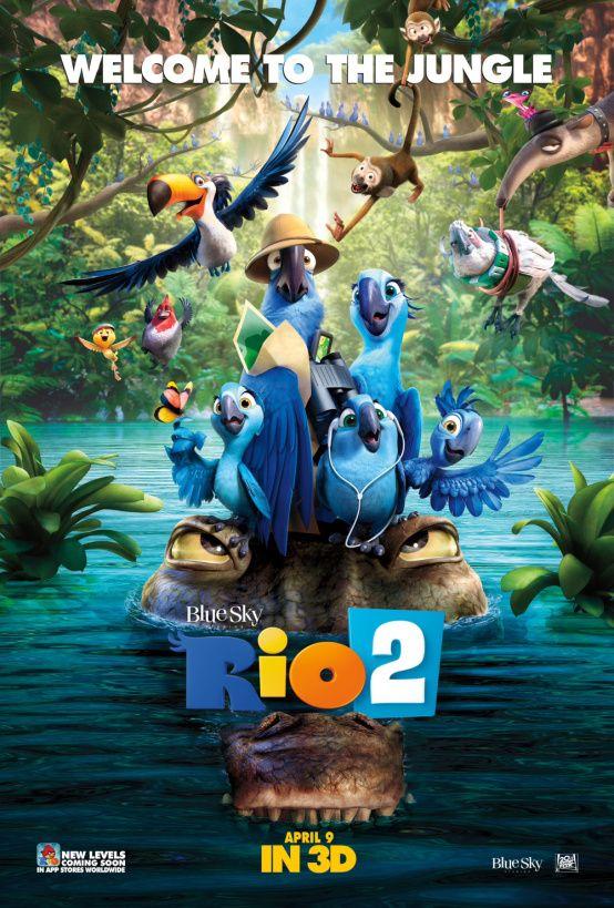 Filme Rio 2 2014 Rio 2 Filmes Assistir Filmes Gratis