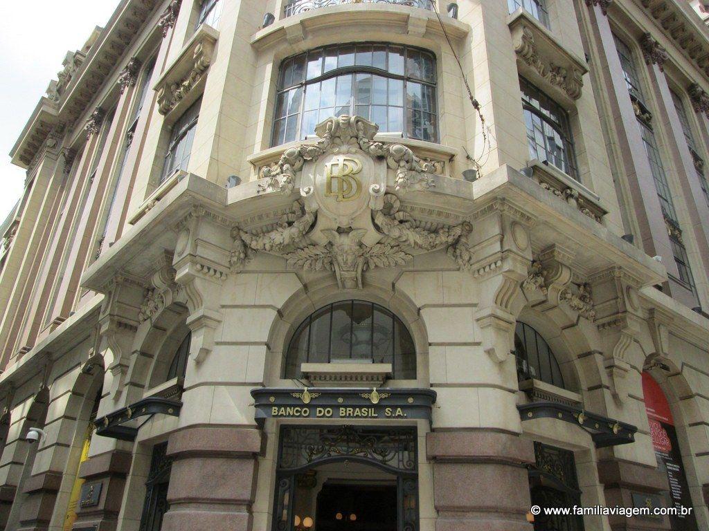Centro Cultural Banco do Brasil em São Paulo