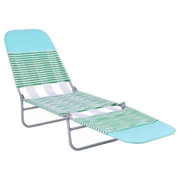 Jelly Patio Lounger Turquoise Green Room Essentials Lounge Chair Outdoor Patio Loungers Beach Lounge Chair
