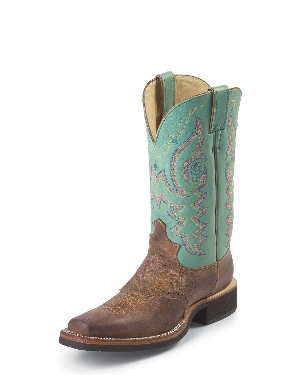 df5f1cbc652 pretty colors but goat    Justin Women s Antique Tan Vintage Goat Boot -  L5044