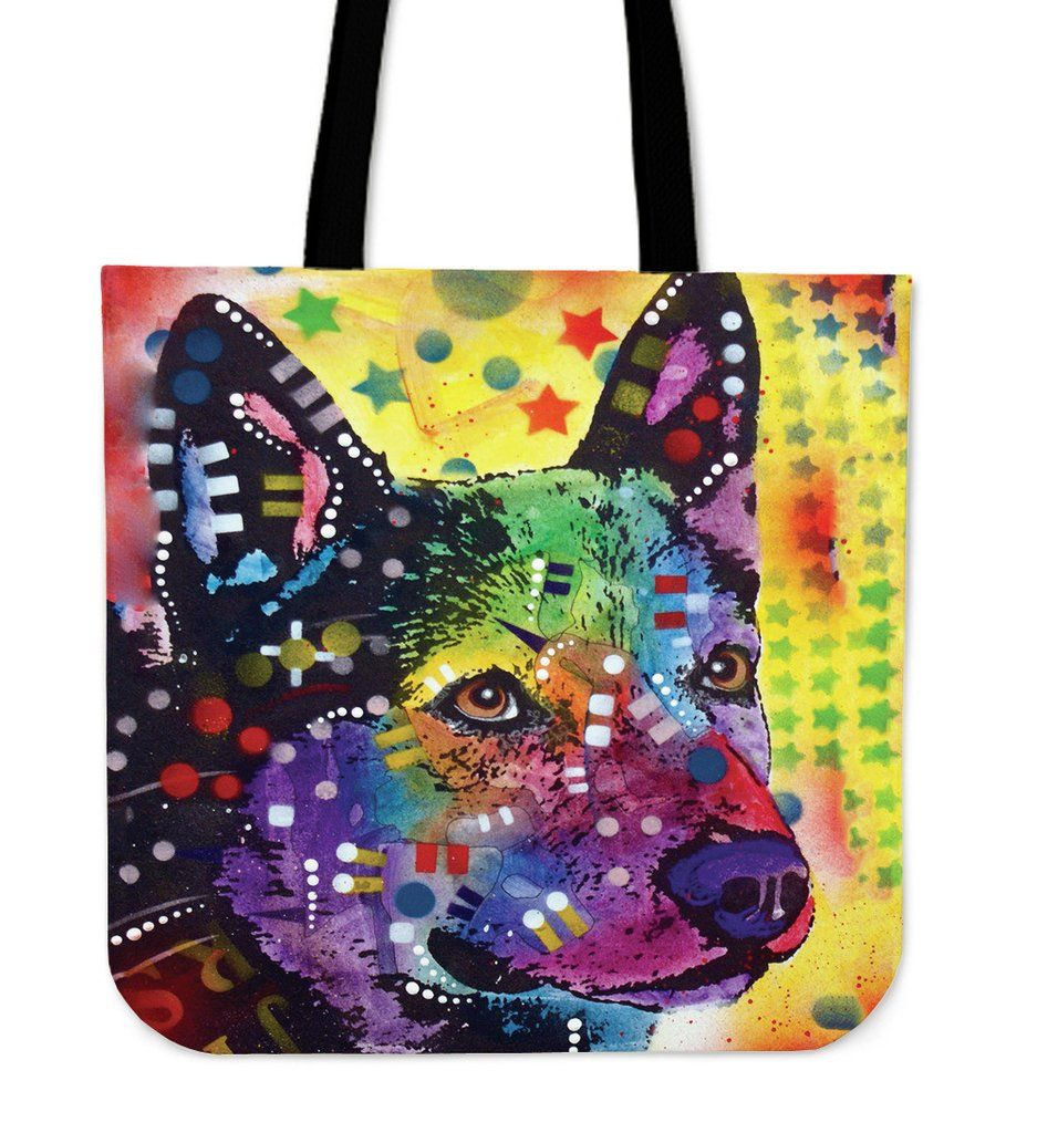 Australian Cattle Dog Tote Bags | Cattle Dogs! | Pinterest