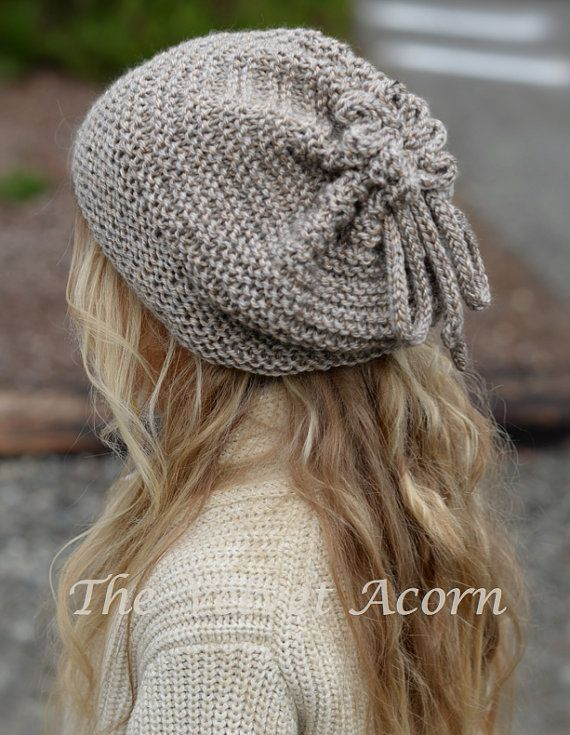 KNITTING PATTERN - Gypsy Soul Slouchy/Cowl (Small, Medium, Large ...