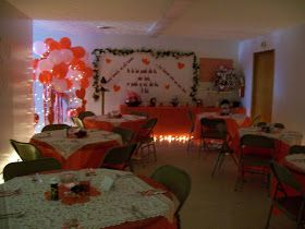 Valentine S Banquet Decorations Banquet Decorations Valentine