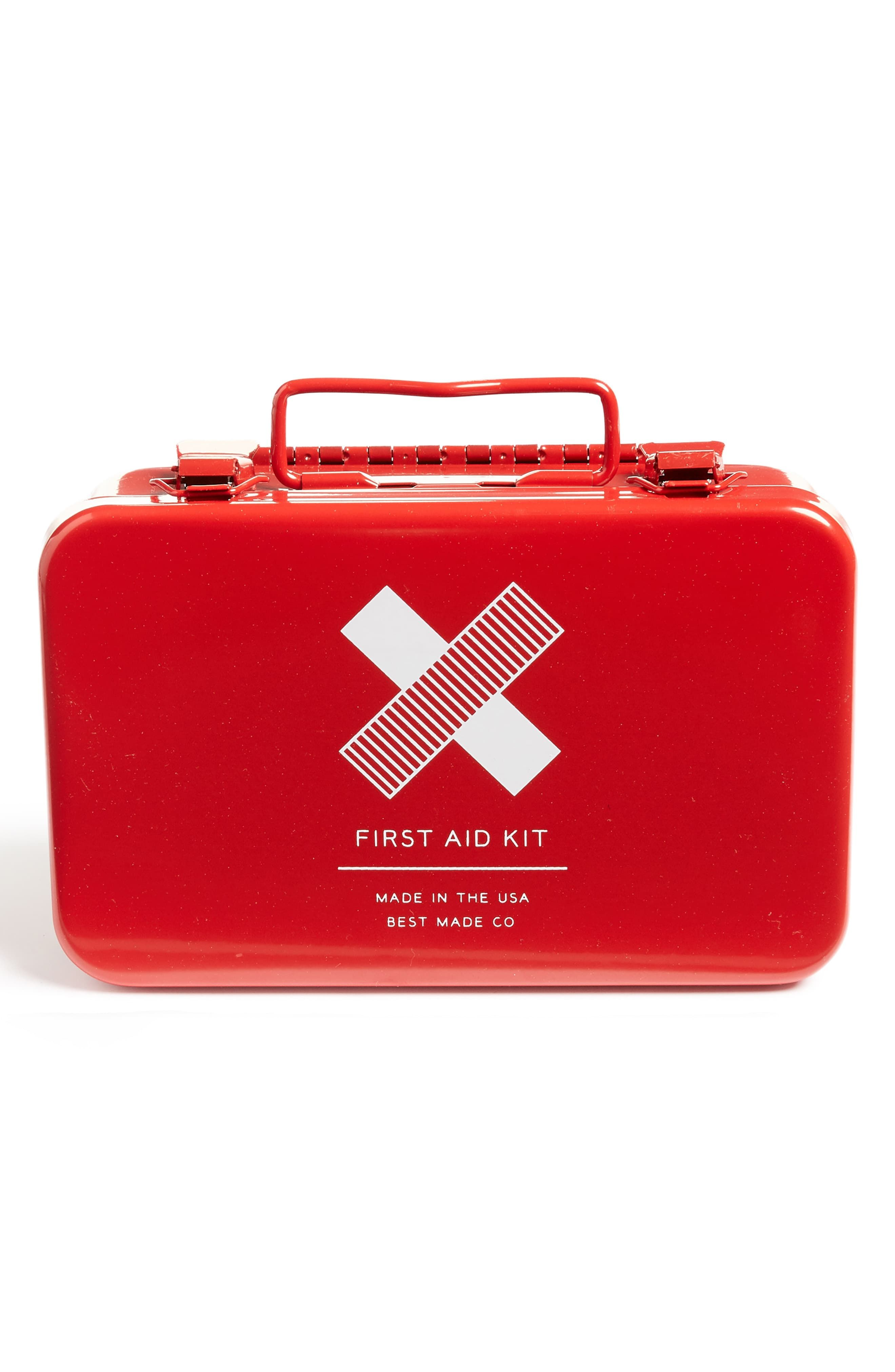 Best Made Co Small First Aid Kit Nordstrom First Aid Kit First Aid For Kids Cool Things To Make