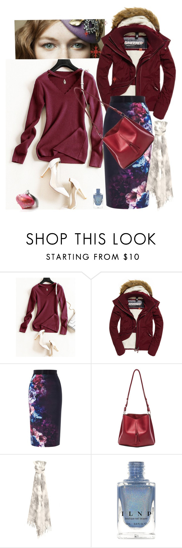"""""""PRETTY GREEN EYES"""" by yesitsme123 ❤ liked on Polyvore featuring Pretty Green, Superdry, Coast and Maison Margiela"""