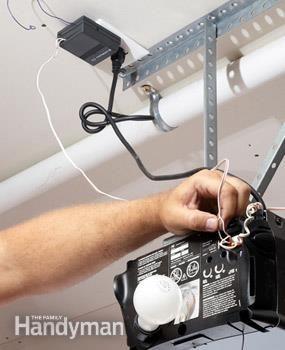 How To Repair A Garage Door Opener Garage Door Opener Repair Garage Door Opener Troubleshooting Craftsman Garage Door Opener