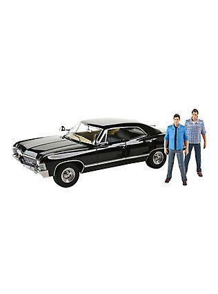 Greenlight Supernatural 1967 Chevrolet Impala Sport Sedan 1 18 Scale Impala Chevrolet Impala 1967 Chevy Impala