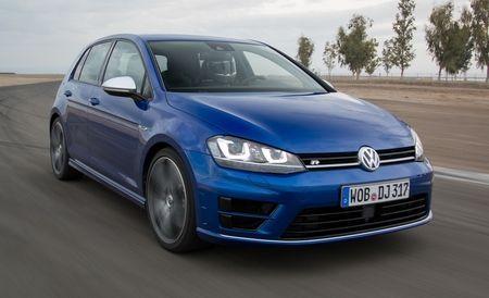 2016 Volkswagen Golf R Manual Volkswagen Golf R Volkswagen