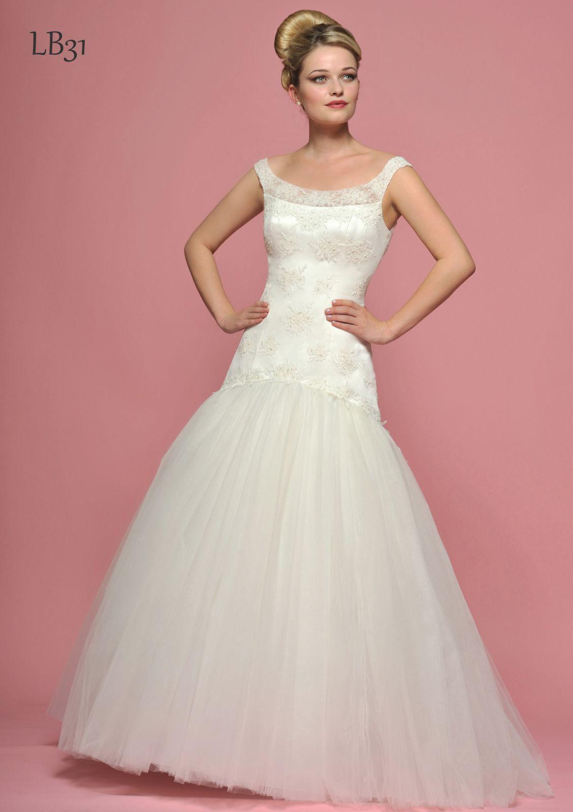 LB31aF from LouLou Bridal | Happy ever after bridal boutique ...