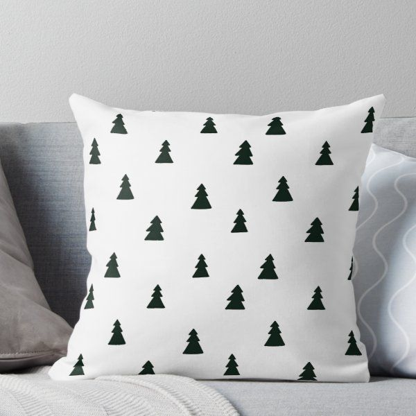 Pin By Kellie Martin On Christmas Decor In 2020 Minimalist Christmas Decor Throw Pillows Christmas Black Christmas Decorations