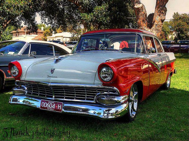 1956 Ford Customline | Flickr - Photo Sharing!