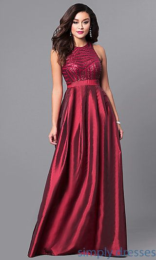 8fd7c219398 Long Prom Dresses