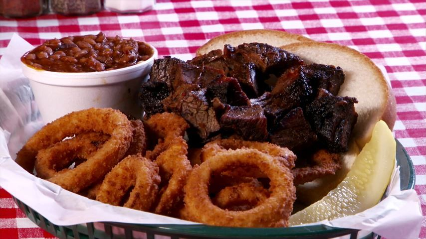 Kansas citystyle burnt ends recipe food network