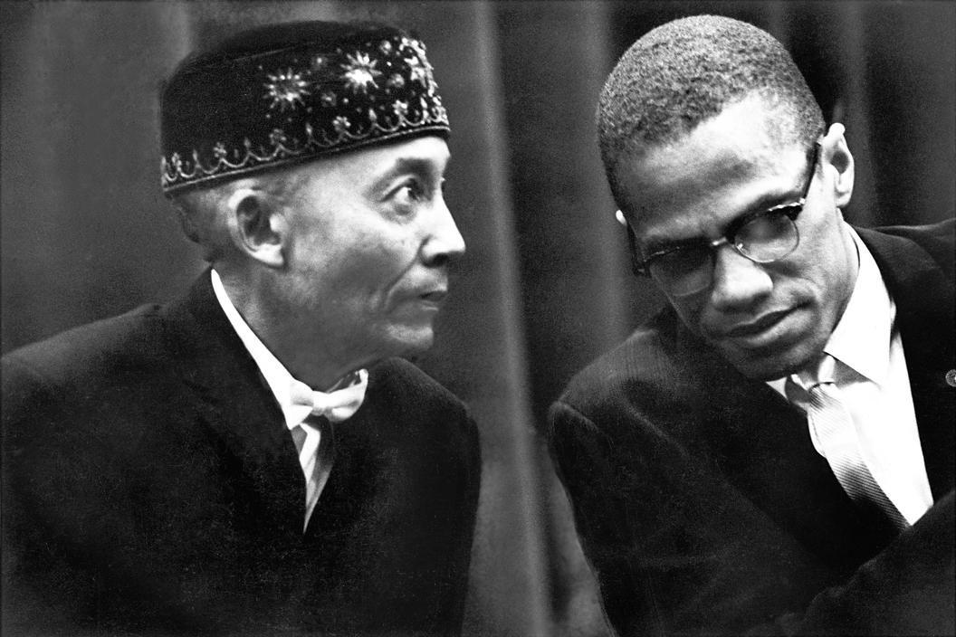 Μάλκομ Χ - άλλαξε τη Μαύρη Αμερική;
