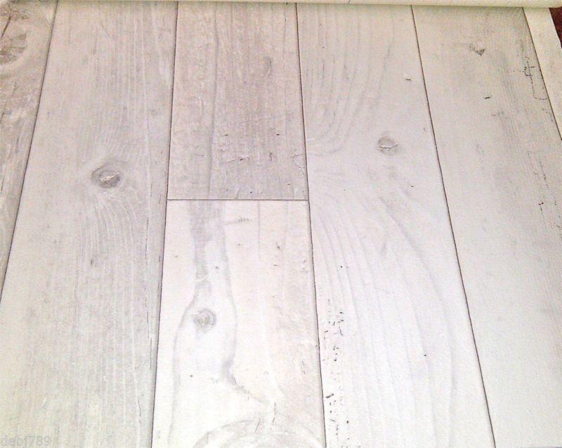 White Vinyl Cushion Floor White Oak Wood Plank Lino 2 3 4m Wide Good Quality Ebay White Oak Wood Flooring White Vinyl