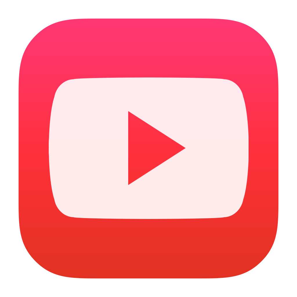 Youtube Icon PNG Image | Icon, Youtube, Symbols