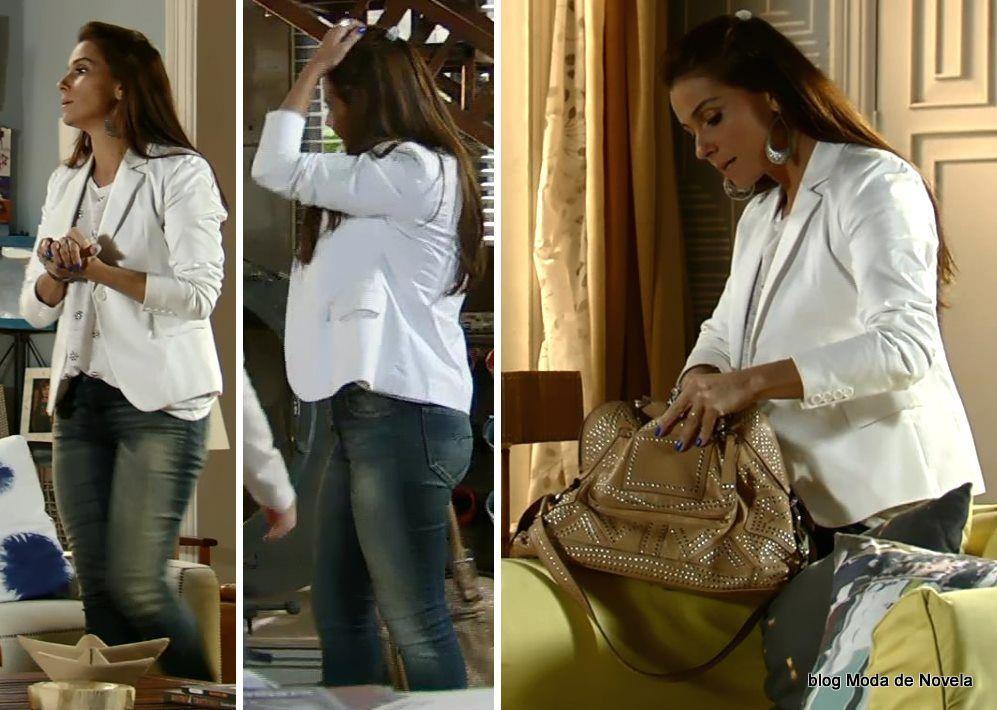 moda da novela Em Família - look da Clara dia 21 de abril/2014