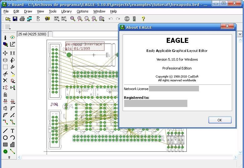 Cadsoft eagle professional 5.10.0 full | imsubra | Pinterest | Eagle