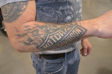 ebdb60d5f2061 harley tattoo ideas - Google Search | Awesome ink | Harley davidson ...