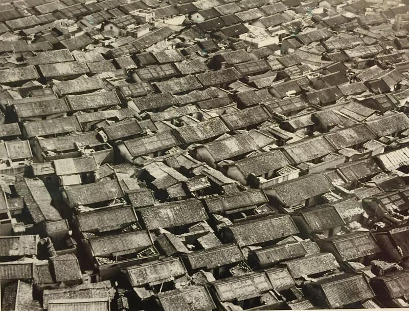 廣州以北的一處村莊