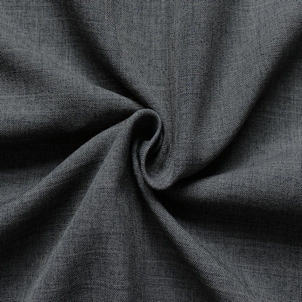 Modestoff / Dekostoff universal Artikel Power Stretch 2 Farbe Dunkel-Grau melange 14334