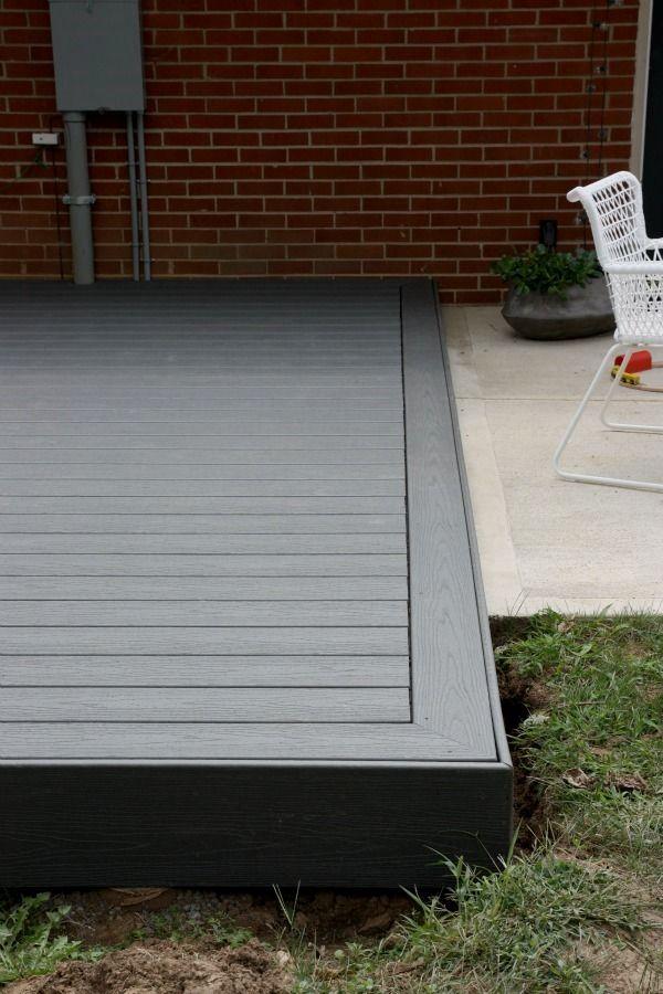 27 Cozy Small Backyard Deck Designs Small Backyard Decks Wood