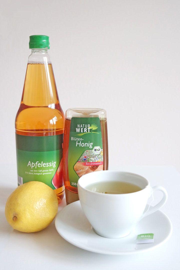 Guten Morgen Detox Tee für einen flachen Bauch - Julie Feels Good