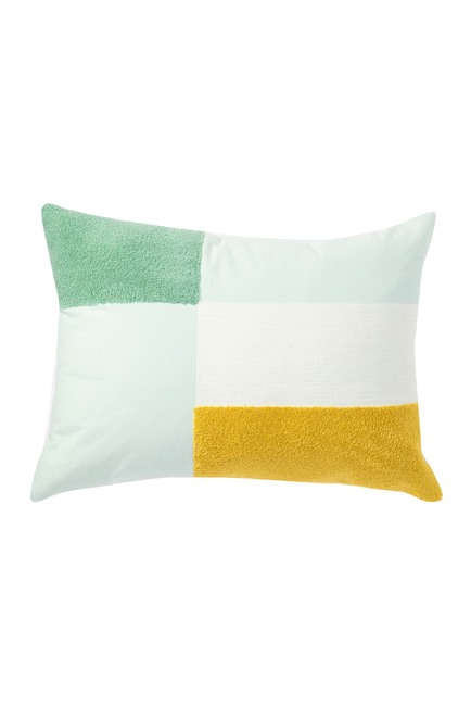 Color Block Loop Pillow - 14 x 20 #nordstromrack