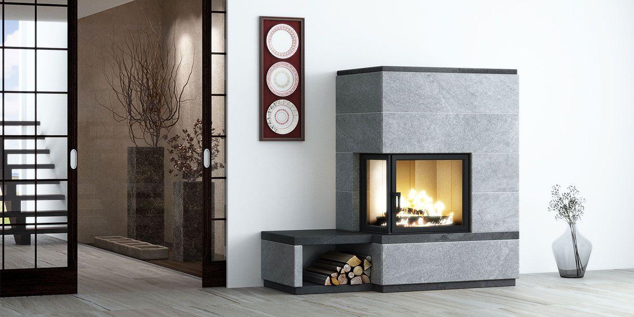 Die besten 25 specksteinofen ideen auf pinterest moderne freistehende fen freistehende fen - Bodenstrahler wohnzimmer ...