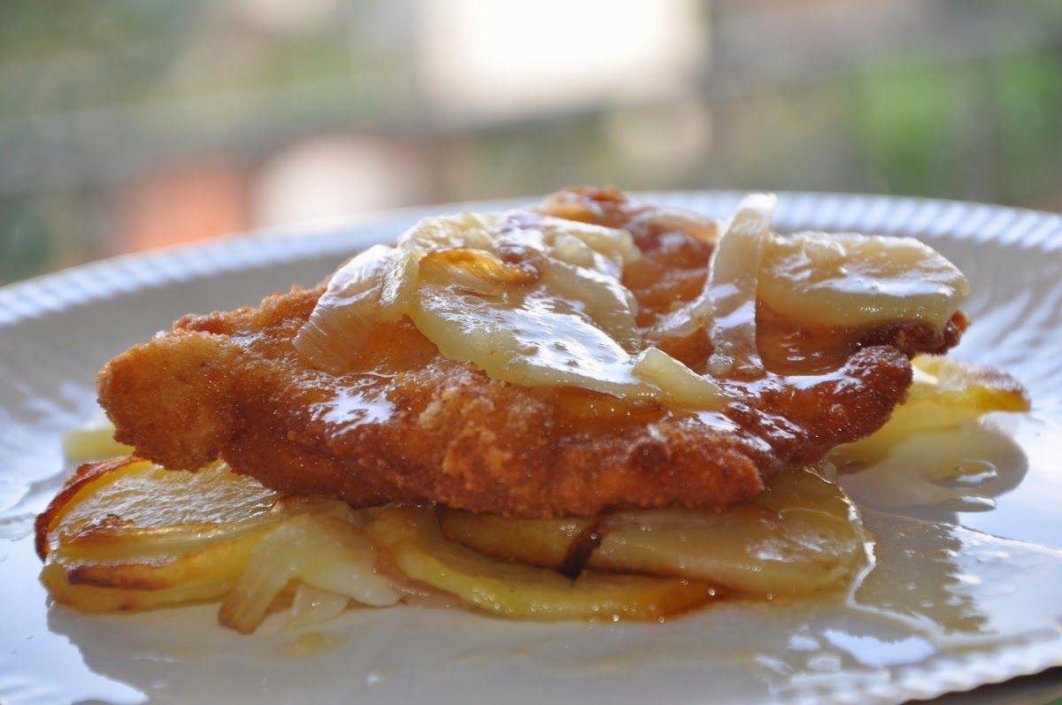 Pollo Empanado De Tarazona