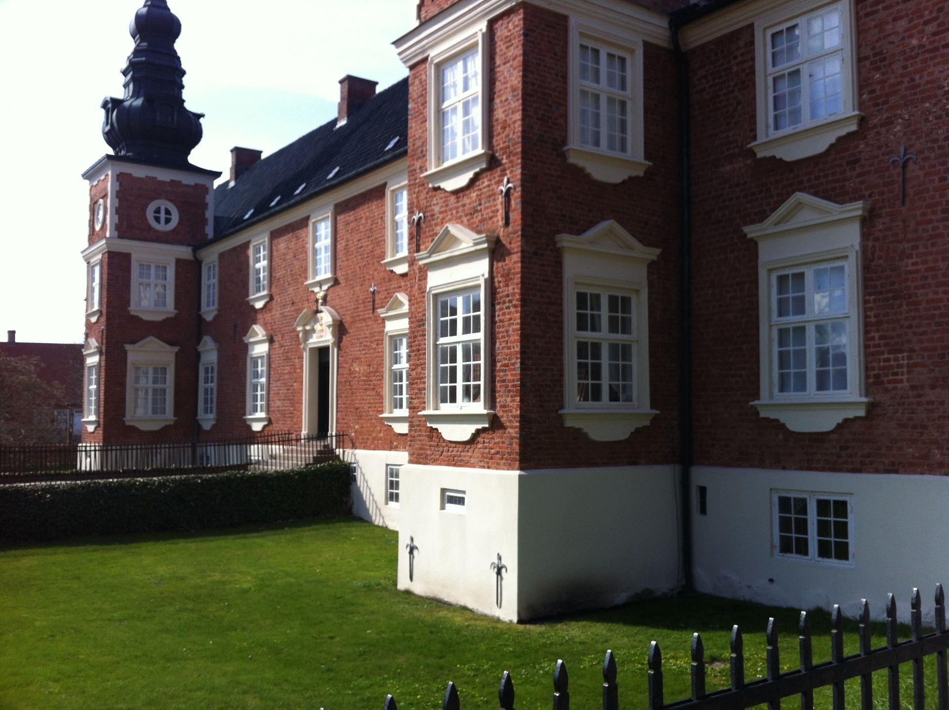 Free entrance with Copenhagen Card to Jægerspris Castle in Jægerspris, Region Hovedstaden