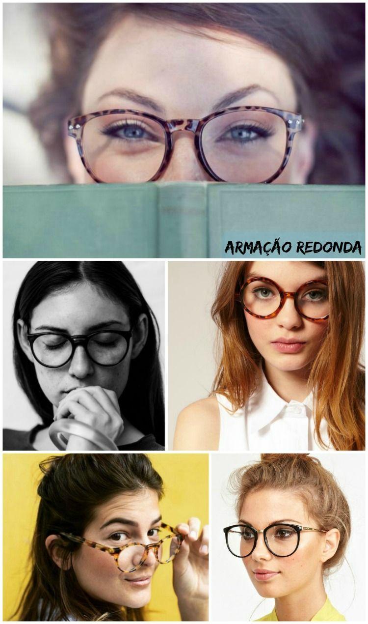Óculos Redondos - modernos e antenados b619b4f5b0