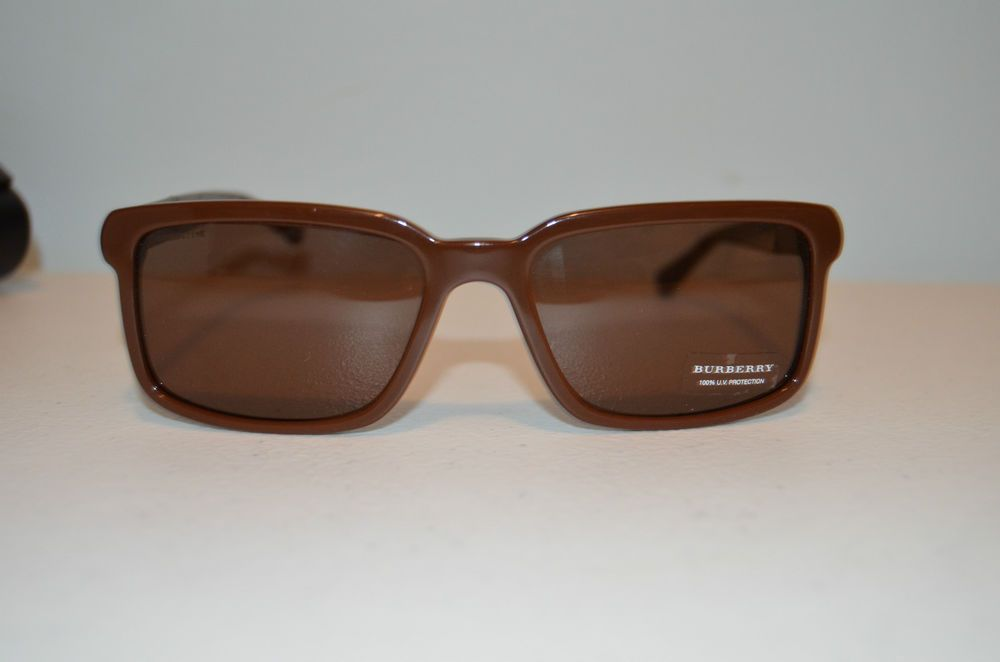 b16bf1dda005 Burberry Brown B 4158 3404 73 Men s Sunglasses-Brand New  Burberry  Designer