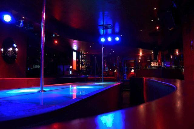Belgium Antwerp Table Dance Club Dance Club Club Dance