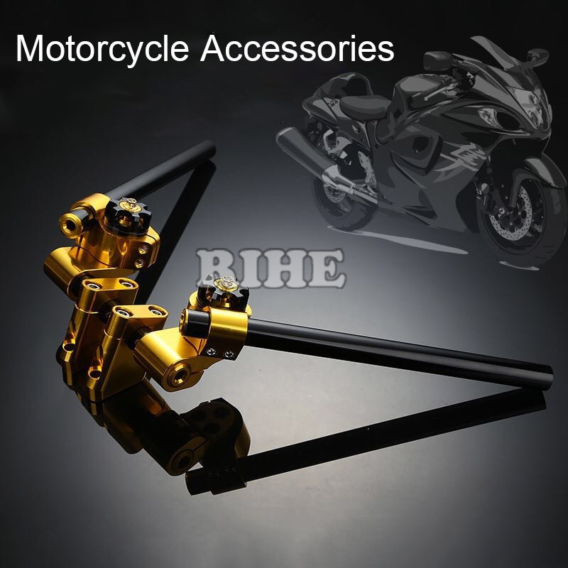 64.85$  Watch now - http://ali46g.shopchina.info/go.php?t=32641998880 - Motorcycle Adjustable Steering Handle Bar handlebar grip clip ons set for honda pcx 125 pcx 150 yamaha bws125 2014 2015 2016 64.85$ #buymethat