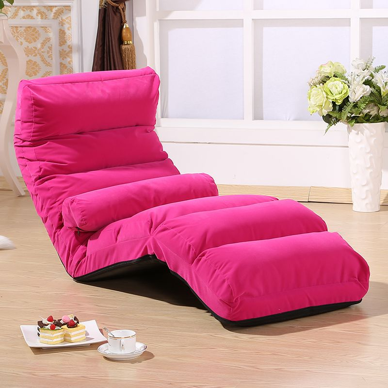 Floor Sofa Chair Folding Adjustable Floor Chair Sleeper ...