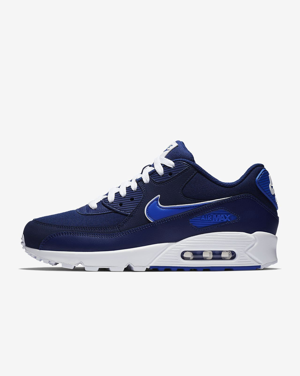 finest selection 153ab 0a5da Nike Air Max 90 Essential Men s Shoe - 11.5 Red