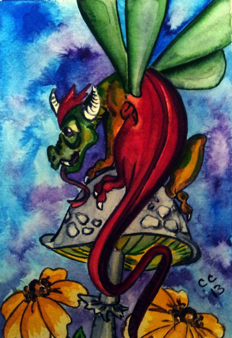 Lori Irish design my painting